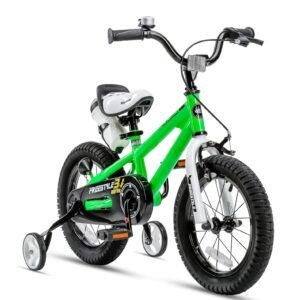 RoyalBaby Kids Bike with Training Wheels – Price Drop – $89.99 (was $124.99)
