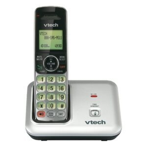 VTech CS6419 DECT 6.0 Cordless Phone with Caller ID – Price Drop – $16.15 (was $22.95)