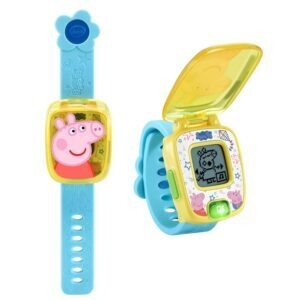VTech Peppa Pig Learning Watch – Price Drop – $6.94 (was $14.99)