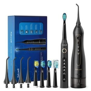Water Flosser and Toothbrush Combo – Price Drop – $37.99 (was $56.99)