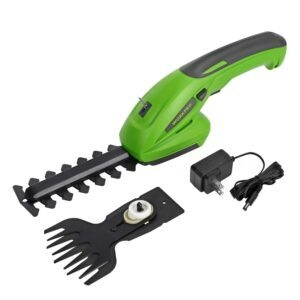 WORKPRO 2-in-1 Cordless Grass Shear + Shrubbery Trimmer – $29.99 – Clip Coupon – (was $49.99)