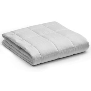 YnM Kids Weighted Blanket – Lightning Deal + Clip Coupon – $25.32 (was $48.90)