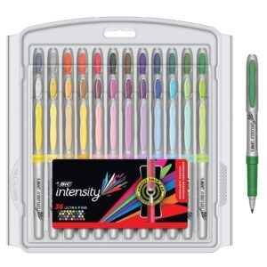 36-Count BIC intensity Permanent Markers – Coupon Code 50MARKSUN – Final Price: $10.01 (was $20.03)