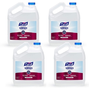 4-Pack Purell Foodservice Surface Sanitizer – Price Drop – $36.22 (was $49.64)