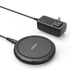 Anker PowerWave II Pad Wireless Charger with Power Adapter – Price Drop – $19.99 (was $29.99)