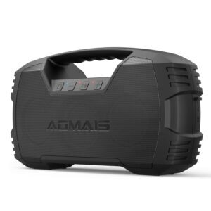 AOMAIS GO Bluetooth Speakers – Clip Coupon + Coupon Code 9C5A9BYH – $41.99 (was $69.99)
