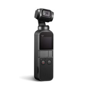 DJI Osmo Pocket Handheld 3-Axis Gimbal Stabilizer with Integrated 4K Camera – Price Drop – $199 (was $226.98)