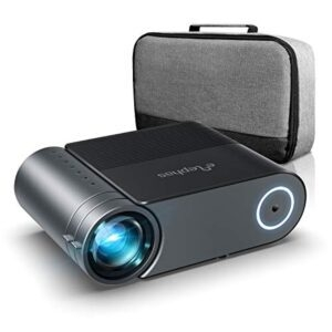 Elephas LED Portable Movie Projector – Coupon Code EMYAUUFI – Final Price: $91.50 (was $305)