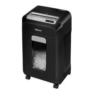 Fellowes 12-Sheet Powershred Micro-Cut Deskside Paper Shredder – Price Drop – $156.05 (was $191.05)