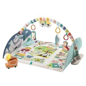 Fisher-Price Activity City Gym to Jumbo Play Mat – Price Drop – $29.97 (was $34.99)