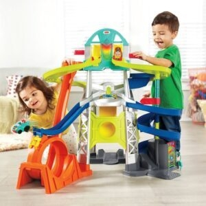 Fisher-Price Little People Launch and Loop Raceway – Price Drop – $32 (was $44.44)