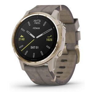 Garmin fenix 6S Sapphire Premium GPS Watch – Price Drop – $694 (was $849.99)