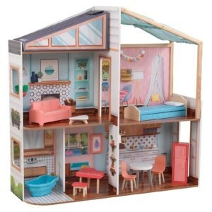 KidKraft Designed by Me Magnetic Makeover Dollhouse – Price Drop – $78.80 (was $93.26)