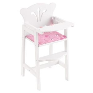 KidKraft Lil' Doll High Chair – Price Drop – $19.99 (was $30.73)
