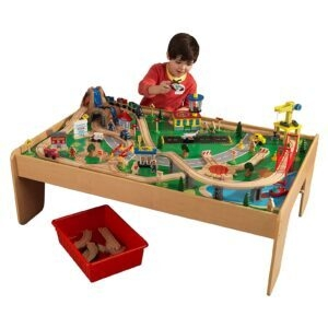 KidKraft Waterfall Mountain Train Set and Table – Price Drop – $85.26 (was $102.57)