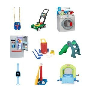 Little Tikes Toys – Clip Coupon – Up to $62.50 Off