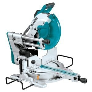 Makita 12″ Dual-Bevel Sliding Compound Miter Saw with Laser – Price Drop – $499 (was $739)