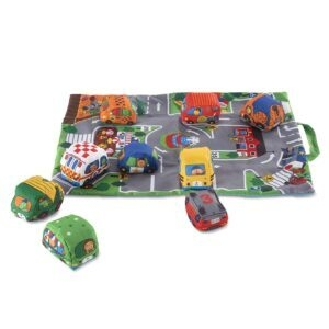 Melissa and Doug Take-Along Town Play Mat – Price Drop – $18.10 (was $26.99)