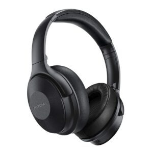 Mpow 45Hrs Active Noise Cancelling Headphones – Price Drop + Clip Coupon + Coupon Code MPOWH17C – $27.99 (was $46.99)