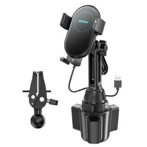 Mpow Car Wireless Phone Charger – Coupon Code V3XH2385 – Final Price: $17.99 (was $37.99)