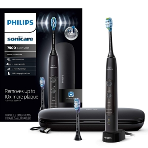 Philips Sonicare ExpertClean 7500 Bluetooth Rechargeable Toothbrush – Price Drop – $103.95 (was $169.95)