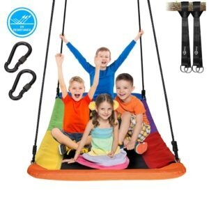 Trekassy Giant  Skycurve Platform Tree Swing – Lightning Deal + Clip Coupon – $73.49 (was $129.99)