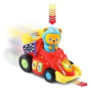 VTech Press and Pull Racer – Price Drop – $6.50 (was $10.21)