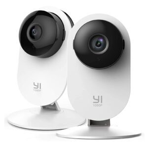 2-Pack YI 1080p Wireless WiFi Security Camera – Coupon Code LB3NCINH – Final Price: $34.99 (was $44.99)