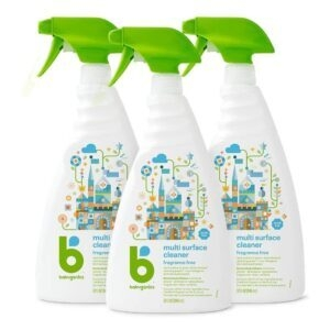 3-Pack Babyganics Multi Surface Cleaner – $12.95 – Clip Coupon – (was $16.95)
