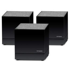 3-Pack rockspace Dual Band Mesh WiFi System – $119.99 – Clip Coupon – (was $199.99)