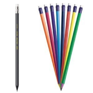 48-Count BIC Xtra Fun and Evolution Cased Pencils – Coupon Code – 50% Off