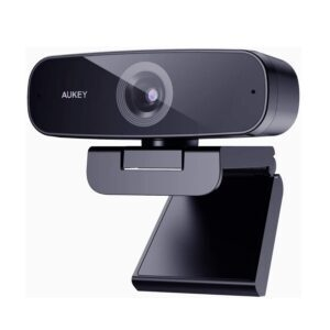 AUKEY 1080p Full HD Webcam – $26.99 – Clip Coupon – (was $39.99)