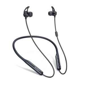 AUKEY EP-B58 Bluetooth 5 Neckband Headset with aptX HD – Price Drop + Clip Coupon – $15.83 (was $32.99)