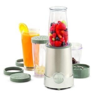 Bella Personal Size Rocket Blender – Price Drop – $17.99 (was $29.99)