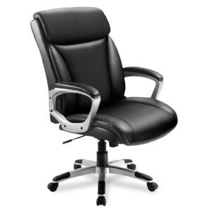 ComHoma Office Executive Chair – Clip Coupon + Coupon Code 4N43LAB5 – $74.74 (was $114.99)