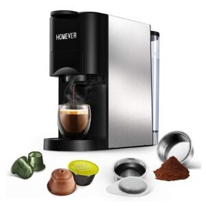 Homever 4-in-1 Multi-Function Coffee Maker – Coupon Code 40STTOAE – Final Price: $58.79 (was $97.99)
