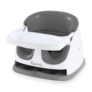 Ingenuity Baby Base 2-in-1 Booster Feeding and Floor Seat – Price Drop – $33.99 (was $39.99)