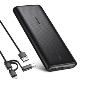POWERADD 26800mAh PD 30W Power Bank – Clip Coupon + Coupon Code 50YXAHLB – $16.09 (was $45.99)