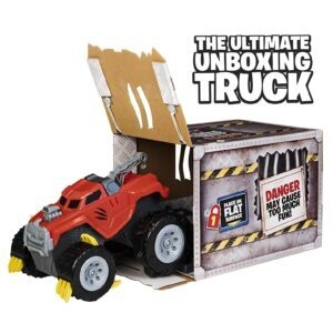 The Animal Interactive Unboxing Toy Truck with Retractable Claws – Price Drop – $14.24 (was $28.47)