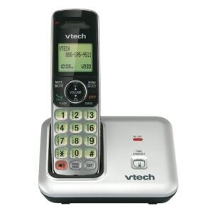 VTech CS6419 DECT 6.0 Cordless Phone – Price Drop – $16.20 (was $22.52)