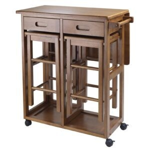 Winsome Suzanne Wood Kitchen Spacesaver – Price Drop – $112 (was $140.15)