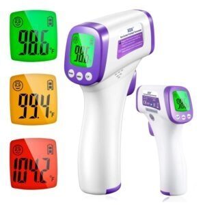 XDX Non-Contact Forehead Thermometer – Coupon Code MJCJJJTM – Final Price: $8.55 (was $18.99)