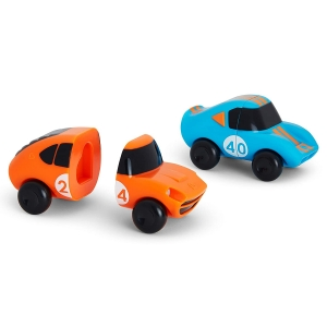 2-Pack Munchkin Mix and Match Cars Toddler Bath Toy – Price Drop – $2.99 (was $9.99)