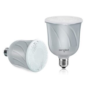 2-Pack Sengled Pulse Dimmable LED Light Bulb with Bluetooth JBL Speaker – Price Drop – $19.99 (was $62.69)
