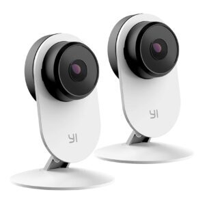 2-Pack YI 1080p Smart Wireless Security Camera 3 – Price Drop – $38.24 (was $56.21)