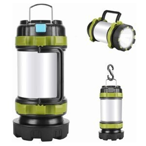 Alpswolf Rechargeable LED Lantern 4000mAh Power Bank – Coupon Code MQRGYR23 – Final Price: $11.99 (was $19.99)