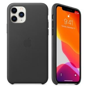 Apple iPhone 11 Pro Leather Case – Price Drop – $14.99 (was $34.99)