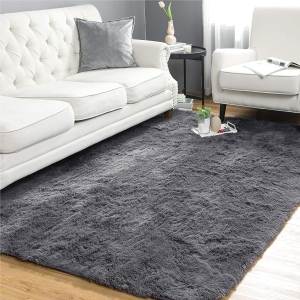 Bedsure Fluffy Area Rug – Coupon Code GMCXDQSW – Final Price: $32.99 (was $54.99)