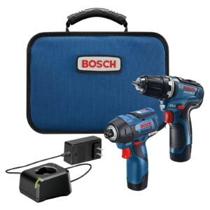 BOSCH 12V MAX 2-Tool Brushless Combo Kit – Price Drop – $149 (was $199)