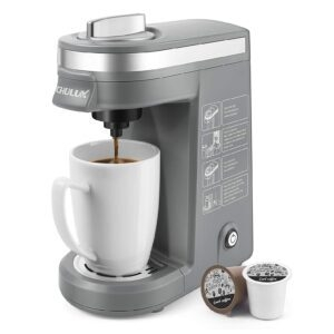 CHULUX Single Serve Coffee Brewer – $38.99 – Clip Coupon – (was $48.99)
